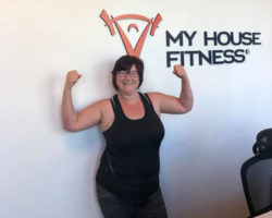 Watch and follow Sandra's journey to success and health