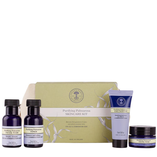 Purifying Palmarosa Skin Care Kit