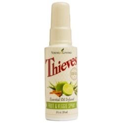 Thieves Fruit & Veggie Spray 2 fl oz